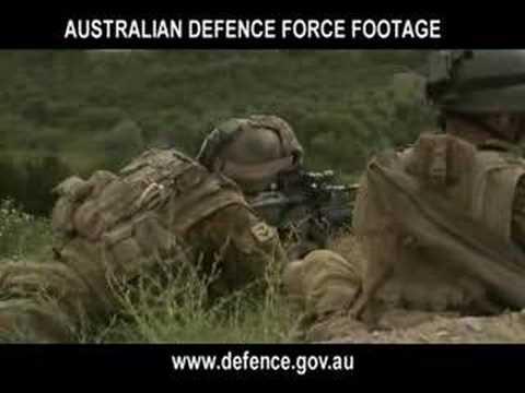 Australian Army patrol base in Afghanistan