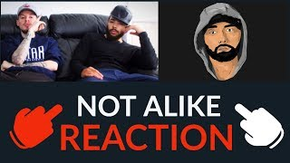 Eminem ft Royce da 59 - Not alike REACTION