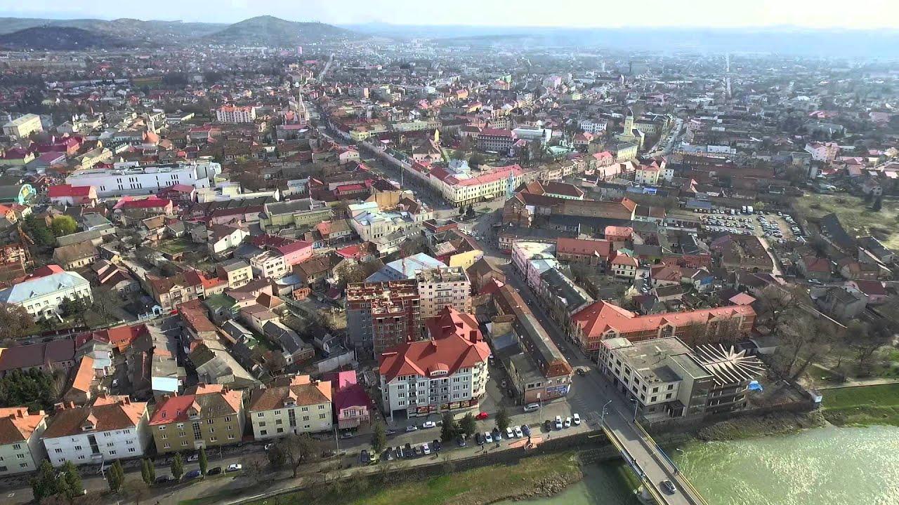 фото города мукачево