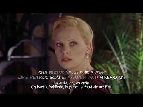 Foy Vance -  She Burns, lyrics video (tradus romana)