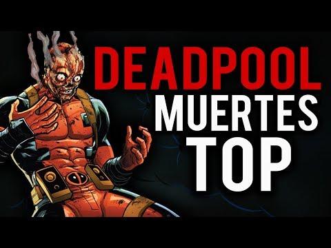 Top 7 Muertes Mas Brutales de DEADPOOL