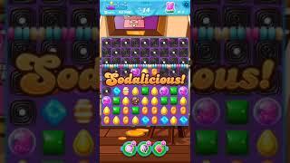 Candy crush soda saga level 1354 (NO  BOOSTER)