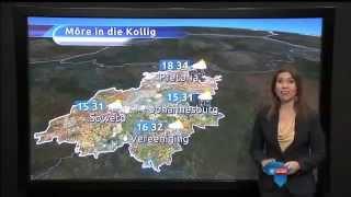 eNuus-weervoorspelling: 13 Oktober 2015 / eNuus weather forecast: 13 October 2015