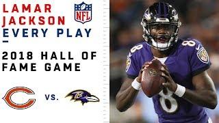 Every Lamar Jackson Play in NFL Debut