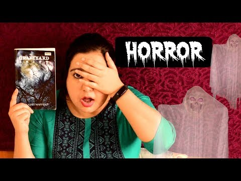 Graveyard Shift by Manish Mahajan | Book Review | Horror Books