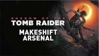 PS4 Games | Shadow of the Tomb Raider - Makeshift Arsenal 🎮
