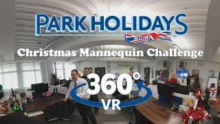 Christmas Mannequin Challenge VR 360° Video - Park Holidays UK