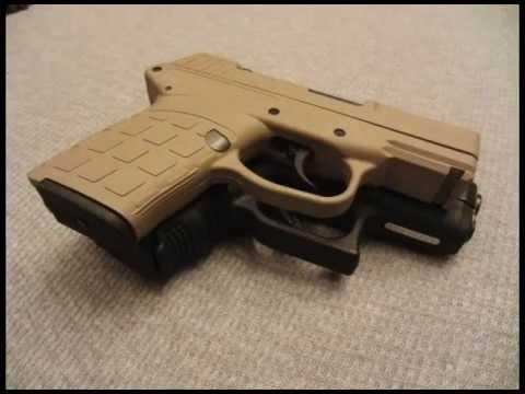 Kel-Tec PF9 vs  Glock 26, Size and Weight Comparison, Keltec pf9