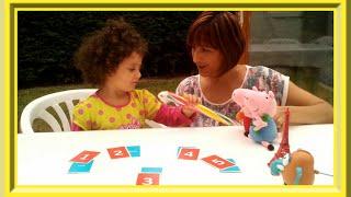 🌏 Pазвитие ребенка. Французский язык для малышей: 3-ий урок с Алис - Учим цифры