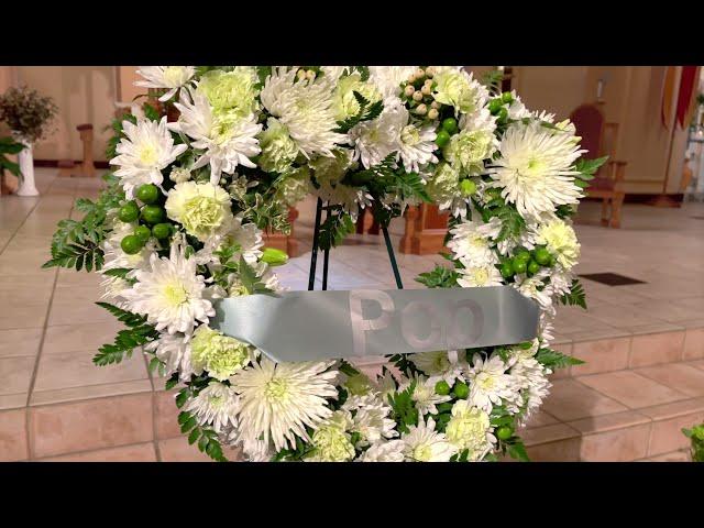 Steve Copsidas Funeral
