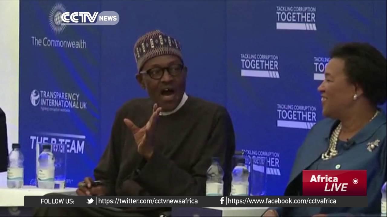 Nigeria's President Buhari wants stolen assets hidden in UK returned