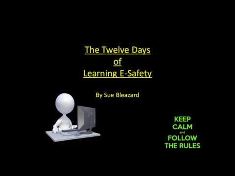 Online Safety Song, for KS2, KS3