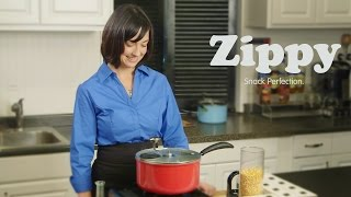 Make Perfect Popcorn With The Zippy Snack Maker