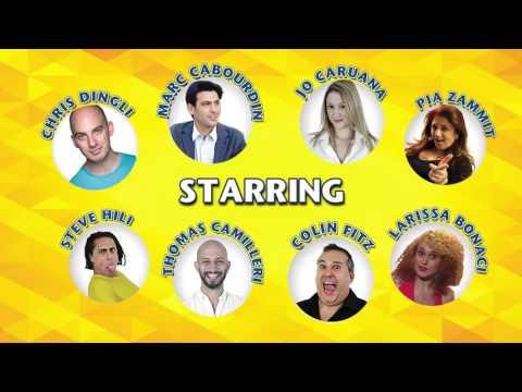 Comedy Knights: Three Times Funnier Promo