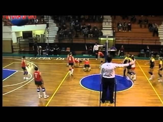 Città di Rieti vs Monterotondo - 4° Set