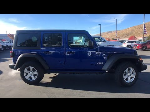 Carson City Jeep >> 2018 Jeep Wrangler Carson City Dayton Reno Lake Tahoe Carson Valley Northern Nevada Nv 18w4145