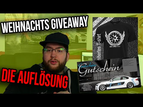 cartech weihnachts giveaway aufl sung youtube. Black Bedroom Furniture Sets. Home Design Ideas