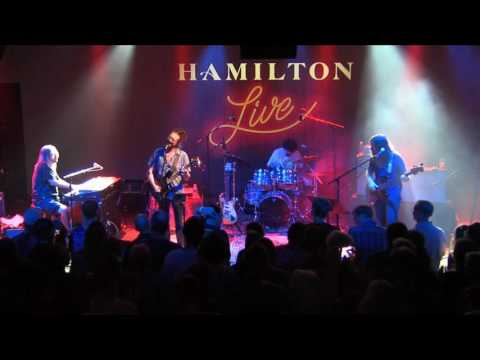 Golden Gate Wingmen at The Hamilton Live, August 15, 2016