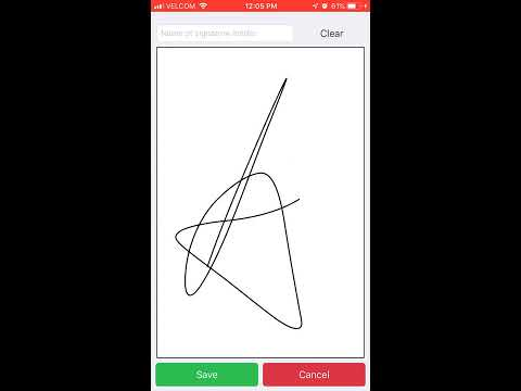 IOS Delivery Driver App