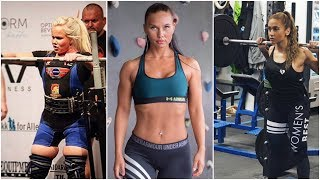 Norwegian Strong Girls