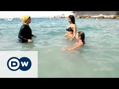 Tensions over burkini ban in France | Focus on Europe