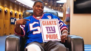 Giants 2019 Fall Lineup feat. Tracy Morgan