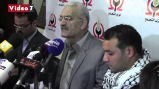 بالفيديو..«التجمع»: حماس تمثل خطرًا على الأمن المصرى والقضية الفلسطينية