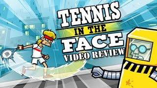 Review: Tennis in the Face (PS Vita, PlayStation 4 & PS3)