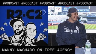 Manny Machado talks Jordan Brand group chat, free agency, & more   R2C2