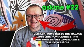 AskMe #22