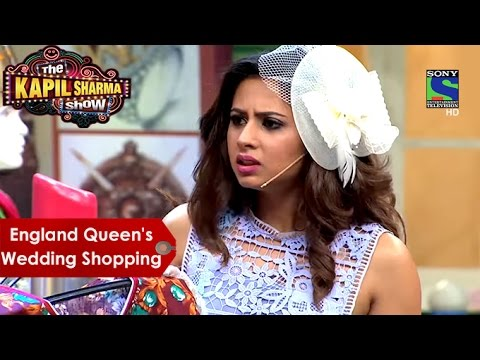 England Queen's Wedding Shopping  Sargun Mehta Special   The Kapil Sharma