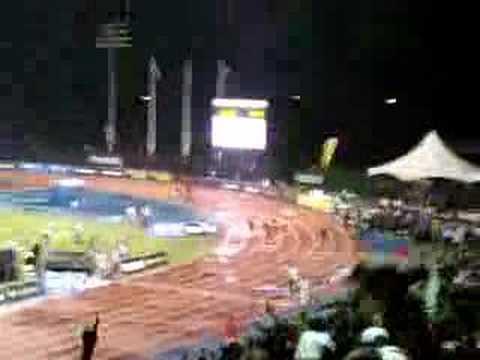 Usain Bolt new world record at NYC