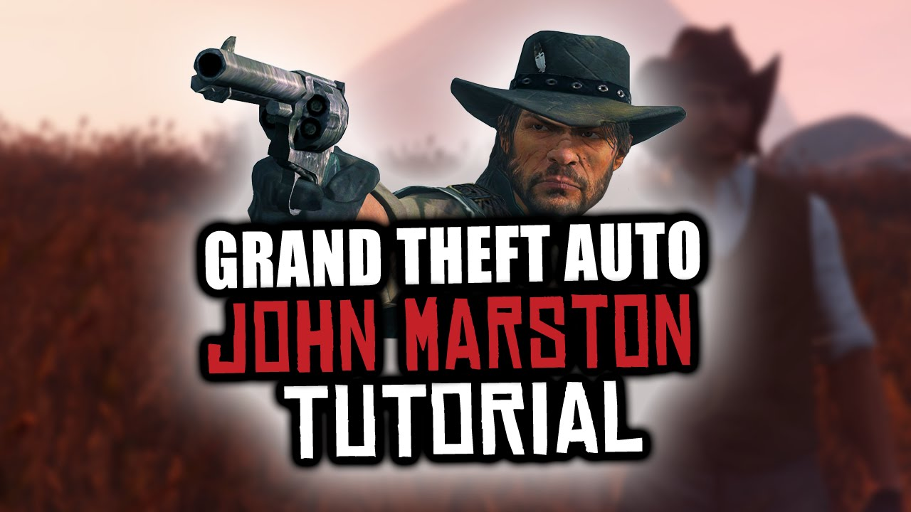 How to make john marston from red dead redemption in gta online how to make john marston from red dead redemption in gta online gta v youtube baditri Gallery
