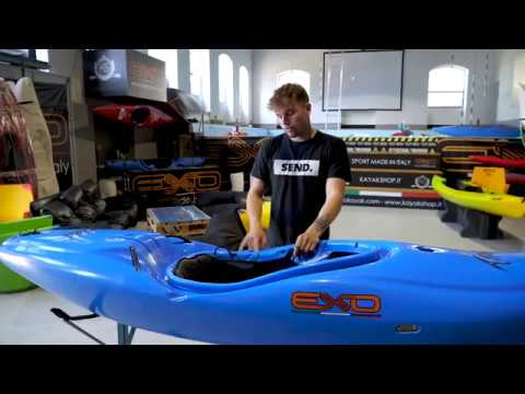 Changing your EXO Kayaks back rest system