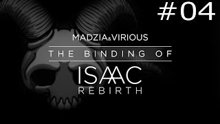 The Binding of Isaac: Rebirth - Challenge: Head Trauma - Odcinek 4 /w Virious