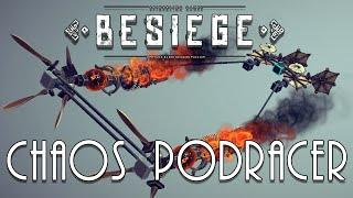 Besiege - Chaos Engine Podracer [v0.03]