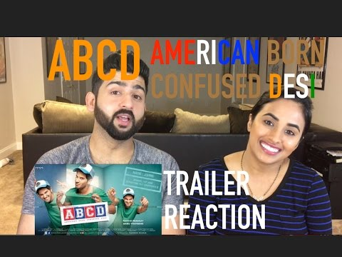 ABCD - American Born Confused Desi  Trailer Reaction | Malayalam | by RajDeep