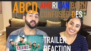abcd american born confused desi trailer reaction malayalam by rajdeep