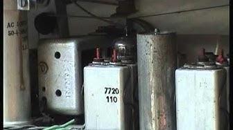 IJL - Philips B4X02A/19 putkiradion puhdistus