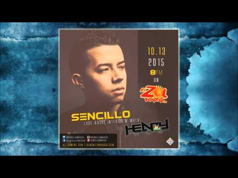 SENCILLO INTERVIEW WITH HENRY FLOW - EL ZOL 1079 FM - (ALL IS ON ENTERTAINMENT)