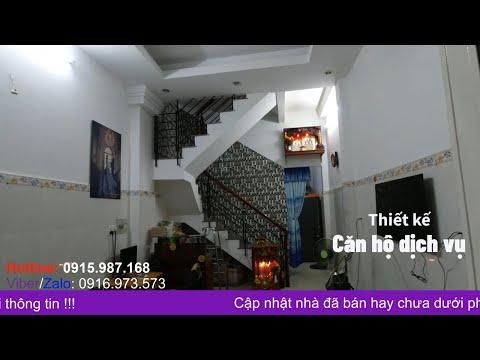 Video nhà bán hẻm Trần Hưng Đạo Quận 1, kế bên Phố đi bộ Bùi Viện