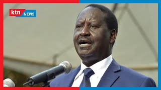 Raila Odinga takes his campaigns to Mombasa county as ODM works to solidify its voter base