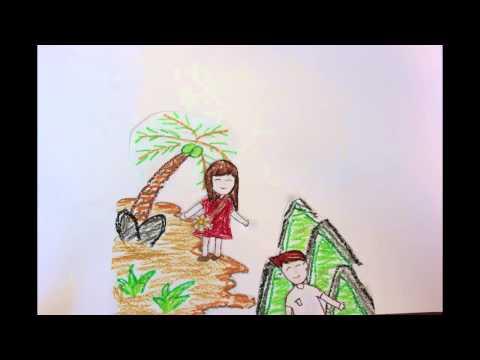 Asmara Nusantara (Animasi) - Budi Doremi