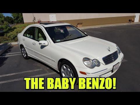 2005 Mercedes-Benz C-Class C240 Review   Imeo Talks Cars