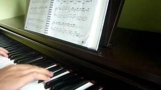 G.E.M. - AINY(鋼琴伴奏)