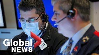 Coronavirus outbreak:  U.S. stock market rises on Thursday on hopes of oil price war truce