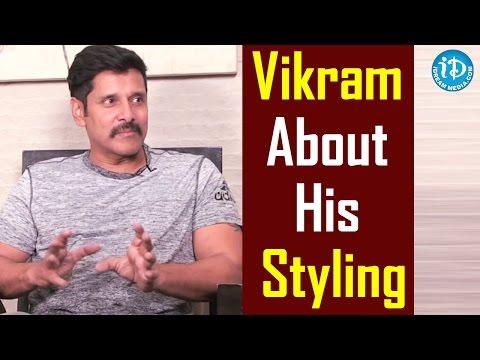 vikram-about-his-styling---inkokkadu-movie-|-vikram-|-nayanthara-|-nithya-menon