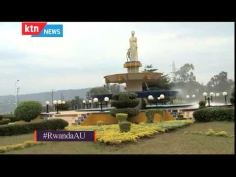 The Chamwada Report - Part 1 - Episode 50 - Focus on Rwanda ahead of AU Summit