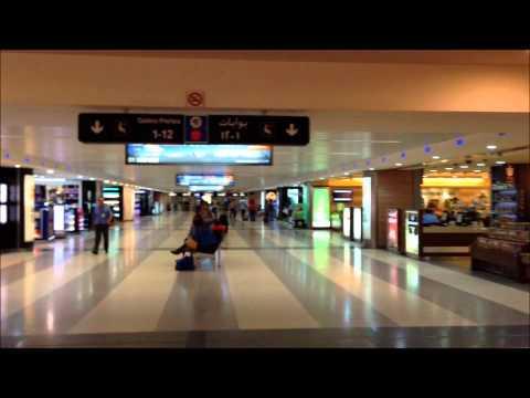 Rafic Hariri International Airport in Beirut, Lebanon