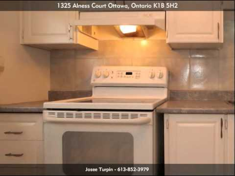 1325 Alness Court, Ottawa K1B 5H2, Ontario - Virtual Tour